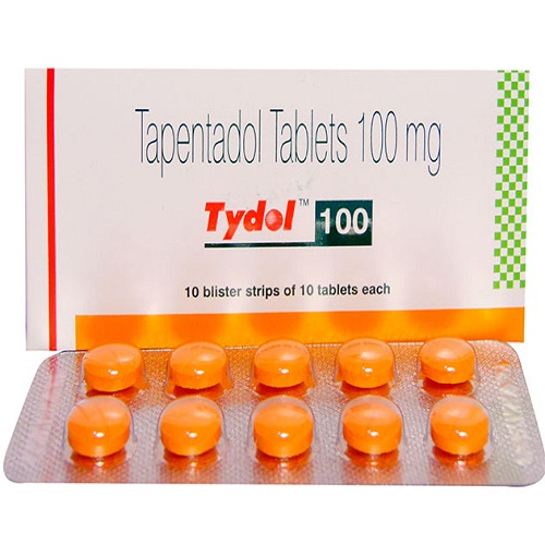 Tapentadol Palexia 100mg Tablets
