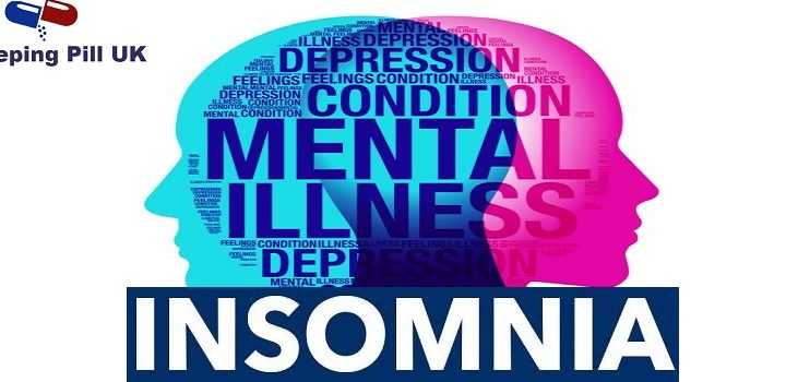 Mental Health and Insomnia – Know the Connection